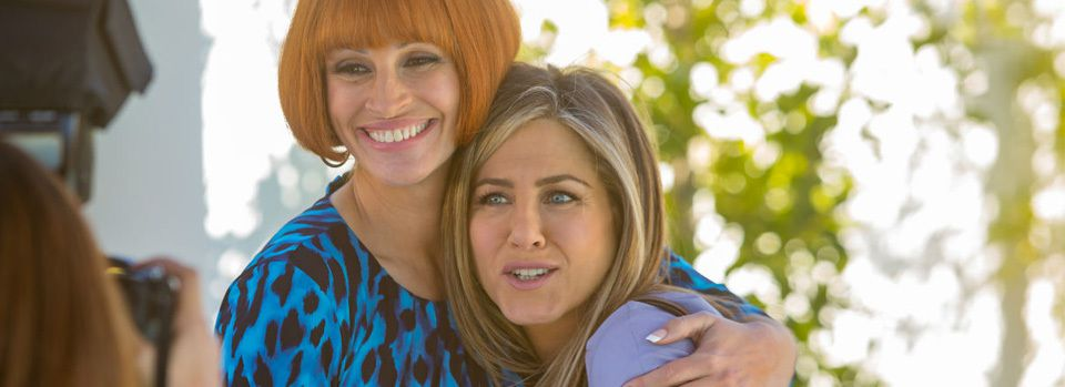 Julia Roberts & Jennifer Aniston vous donne RDV demain au cinema!