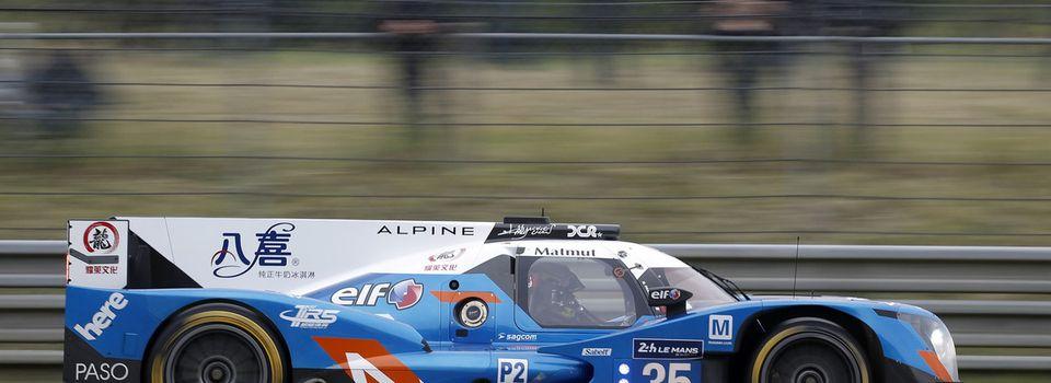 Des essais satisfaisants au Mans pour Alpine et ces pilotes