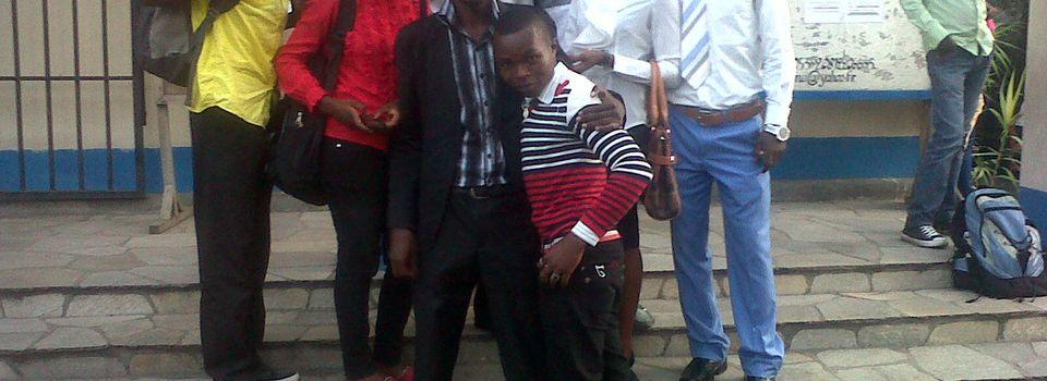 Le club as de la semaine ville de Goma en action