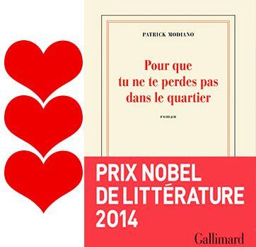 Patrick Modiano, lauréat du prix Nobel de littérature