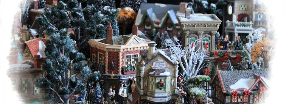Mon village de Noël 2013