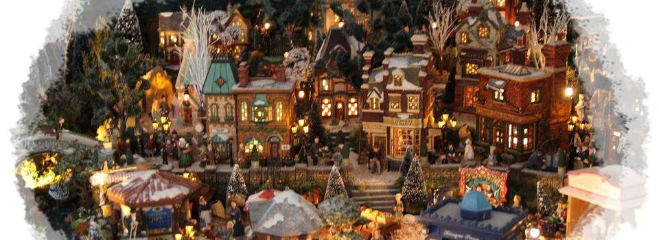 Mon village de Noël 2014...