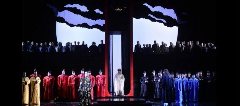 Turandot à l'opéra Berlioz