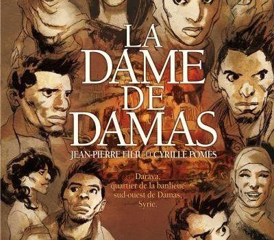 La dame de Damas - Filiu et Pomès