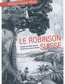 Le robinson suisse ✒️✒️de Johann David Wyss (adapté par Peter Stamm)