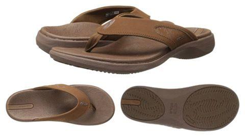SOLE Men's Sport Flip Flops