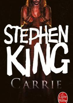 "Critique du livre ""Carrie"" - de Stephen King"