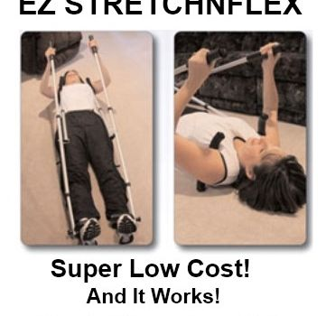 EZ STRETCHNFLEX (Affordable - Guaranteed SAY GOODBYE TO BACK PAIN) REVIEW!