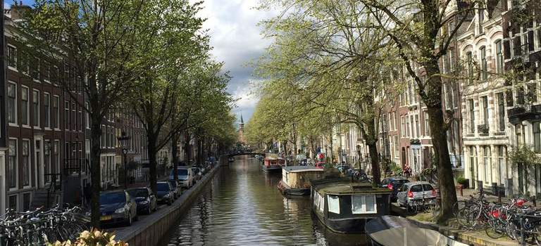 Voyage aux Pays-Bas - Amsterdam