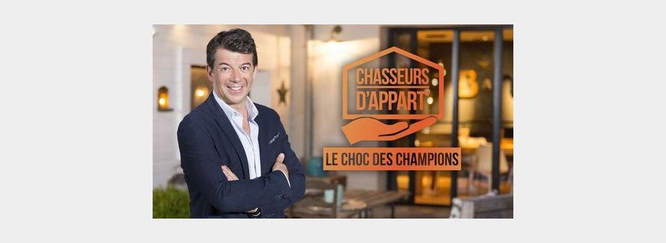 """Scores convenables pour """"Chasseurs d'appart' : Le choc des champions"""""""