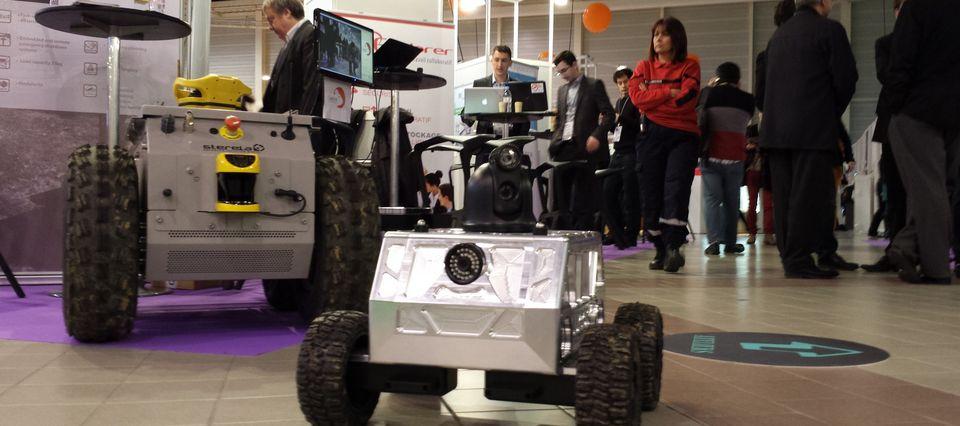 Abankos Robotic sur Midinnov 2014