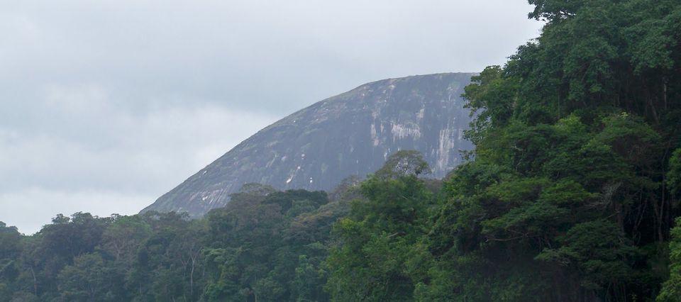 La Montagne Sacrée (Tapanahony)