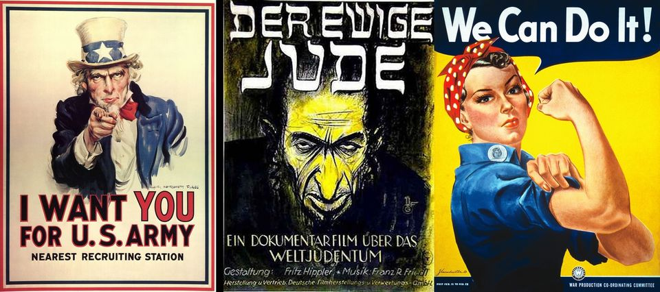 examples of propaganda in brave new world