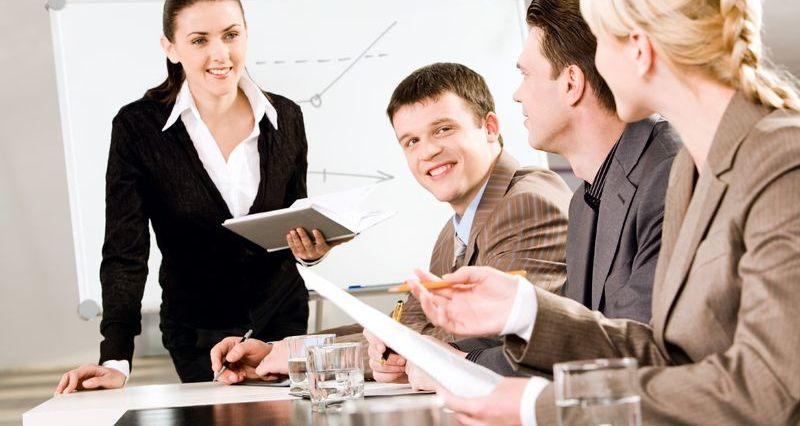 Des réunions pour échanger, communiquer...