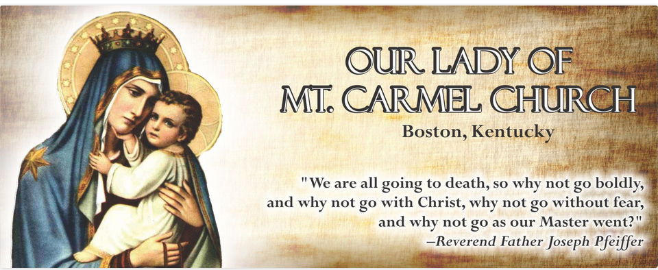 Statement from Our Lady of Mount Carmel Seminary concerning Archbishop Ambrose Moran - Communiqué du Séminaire Our Lady of Mount Carmel concernant Monseigneur Ambrose Moran