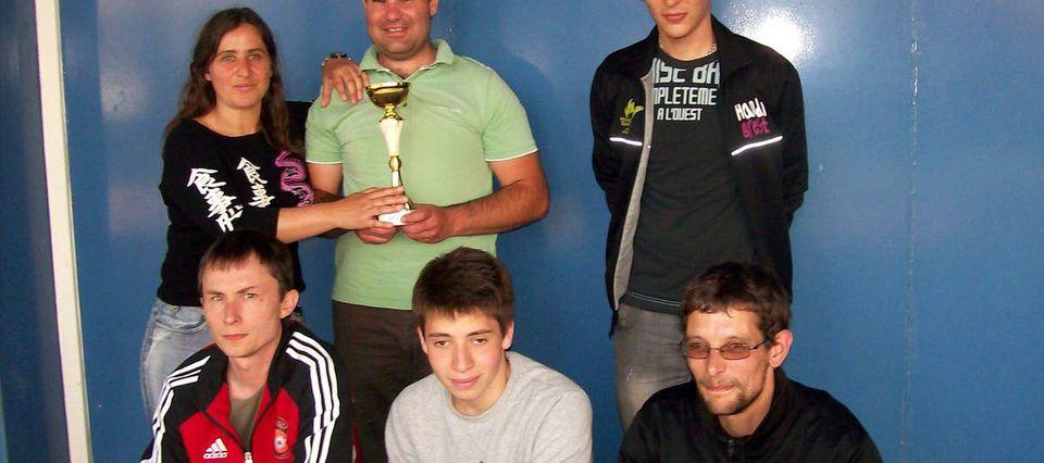 Résultats et classements de H Brest en phases retour et finale Championnat de France D3 de Torball