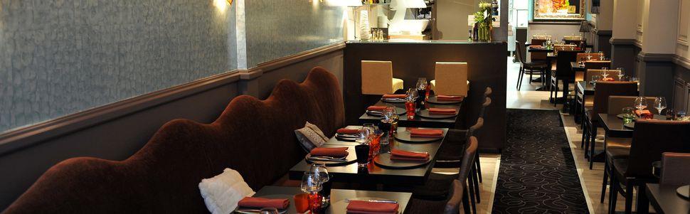 Restaurant Entracte By Cuisine Et Dependances Lyon Presquile - Cuisine et dependance lyon