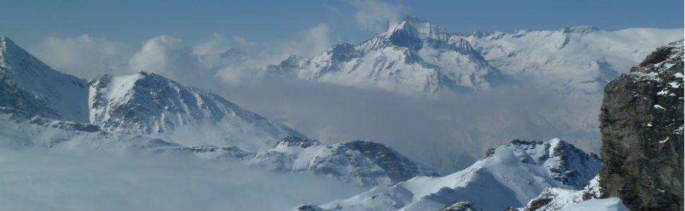 Sommets en Haute Maurienne