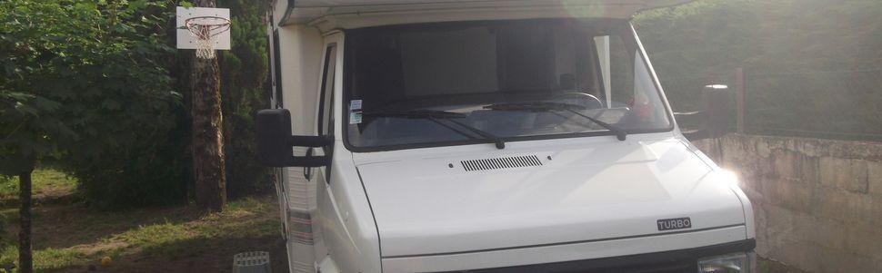 Fabuleux Mon camping car C25 rapido - Apres achat, renovation du camping  TB41