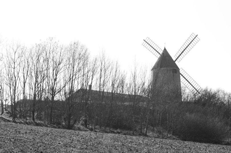 Le moulin de Montbrun
