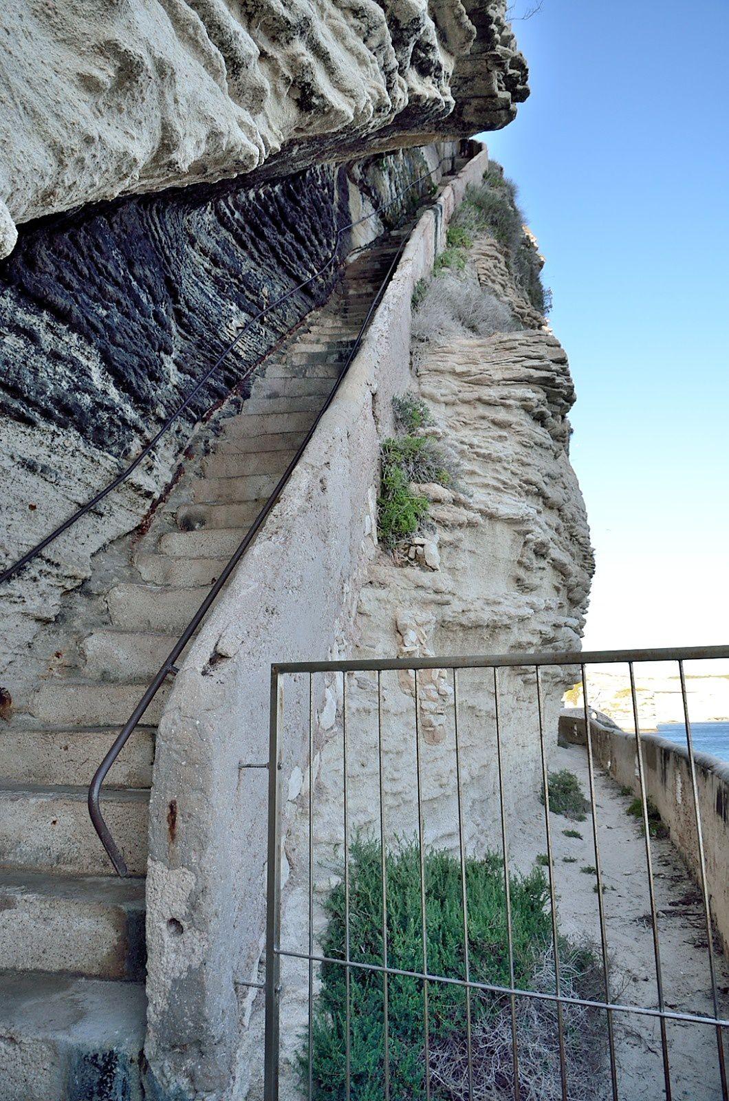 L'escalier du Roi