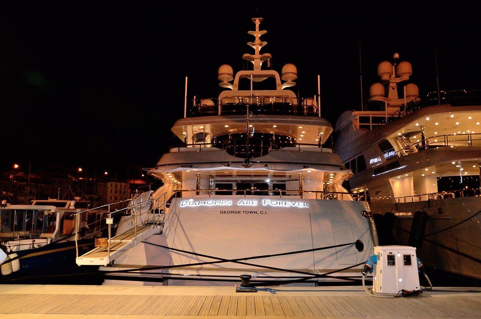 """Les """"petits"""" bateaux de Bonifacio"""