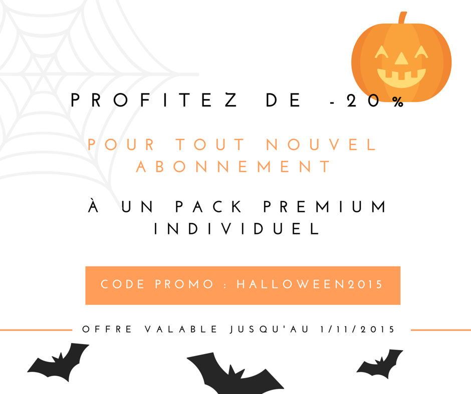 Sélection spéciale Halloween !