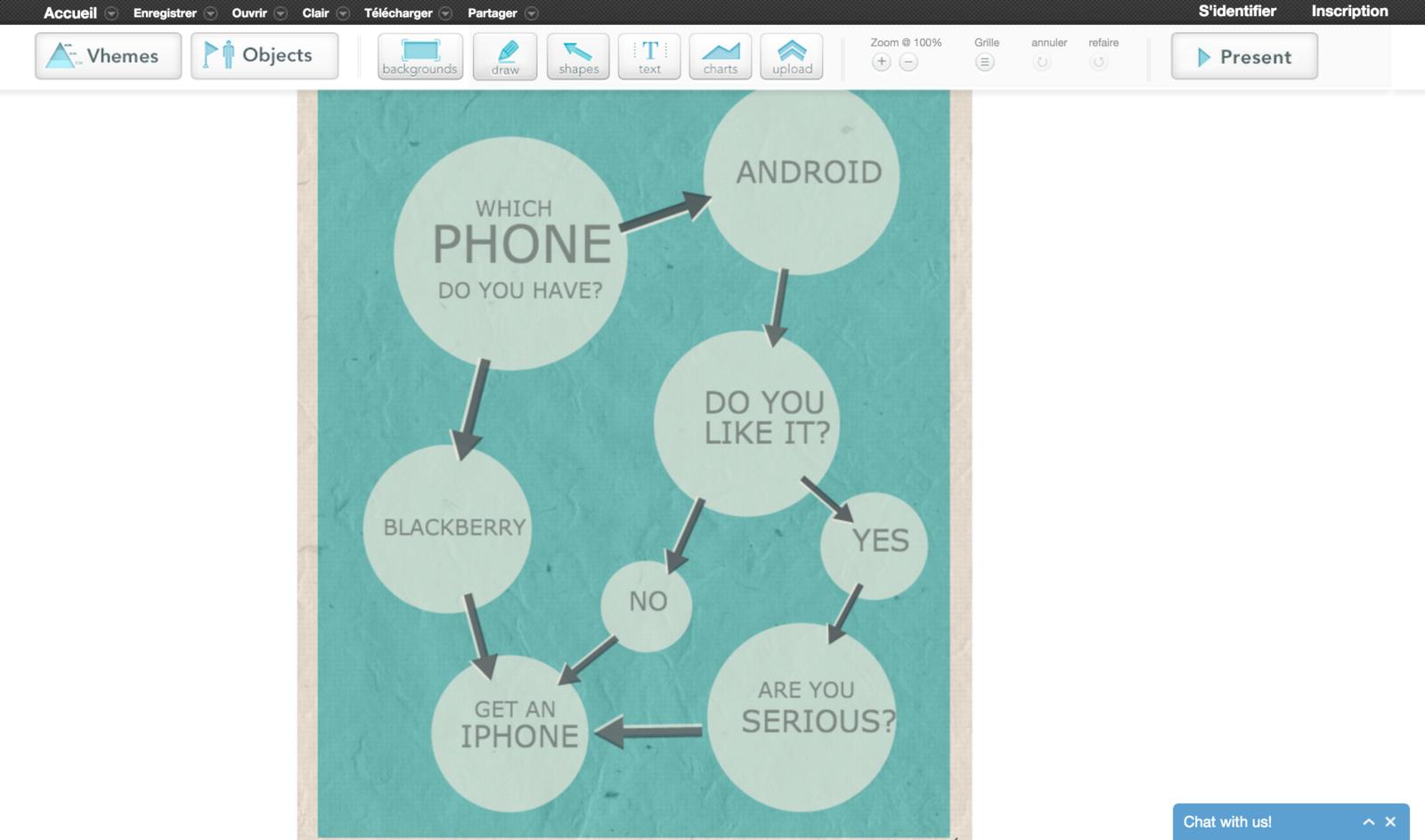 Créez des infographies superbes !