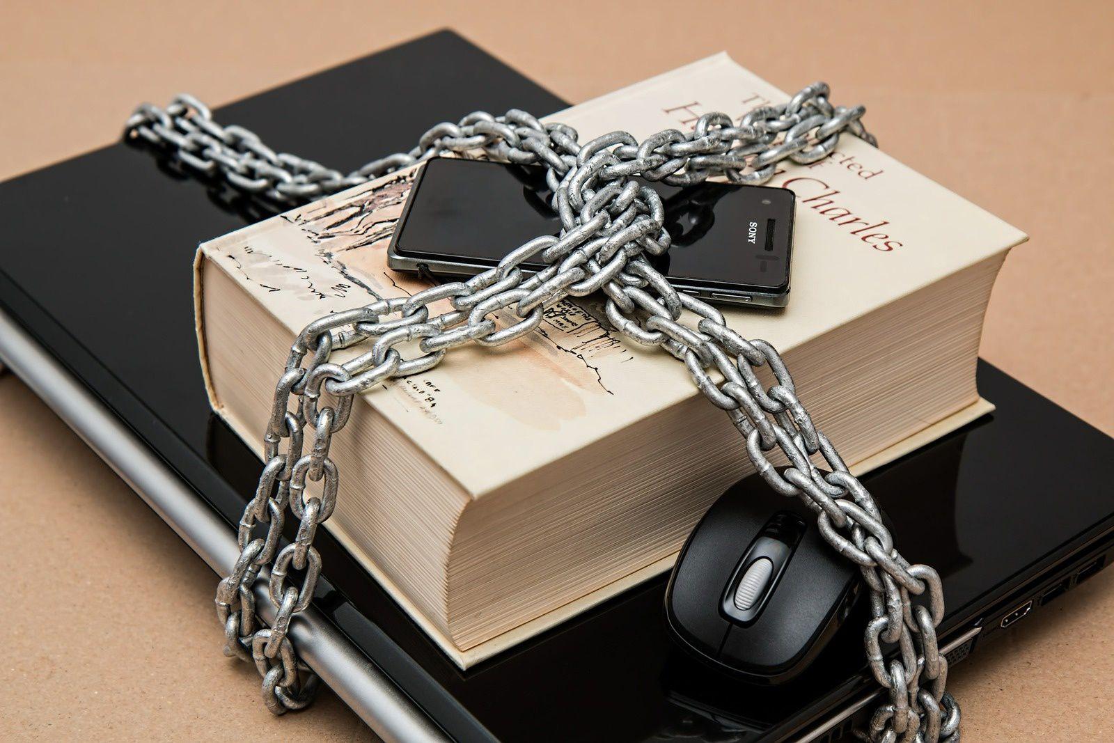 La protection des écrits sur Internet