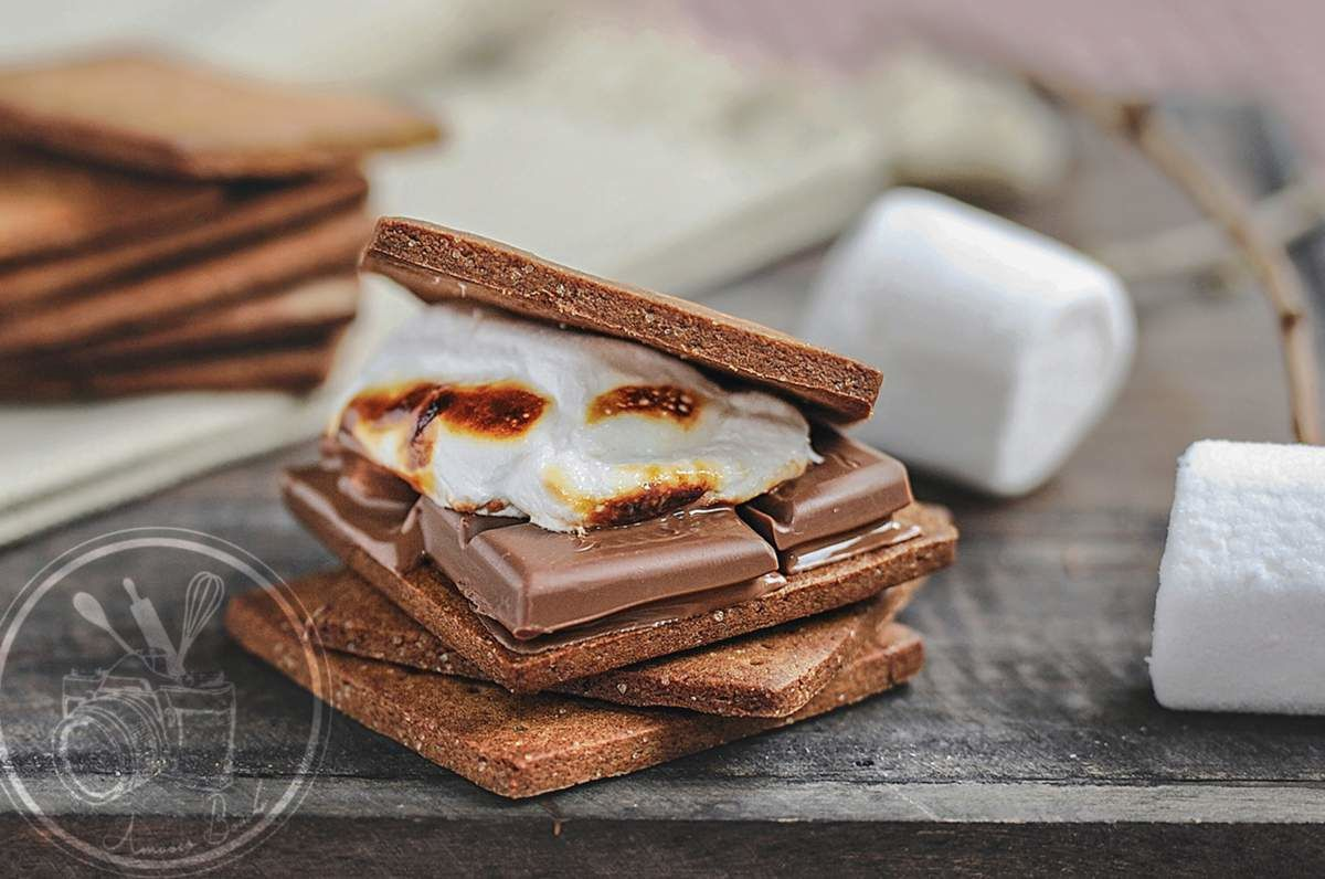 S'more from USA