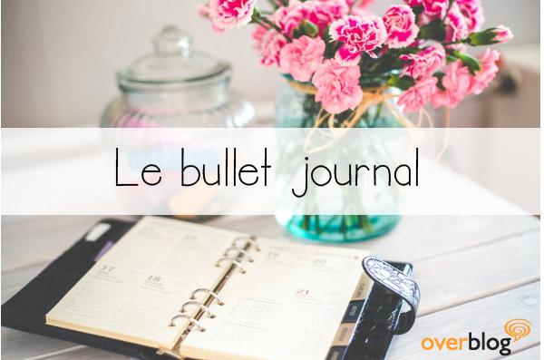 [Tendance] Le Bullet Journal