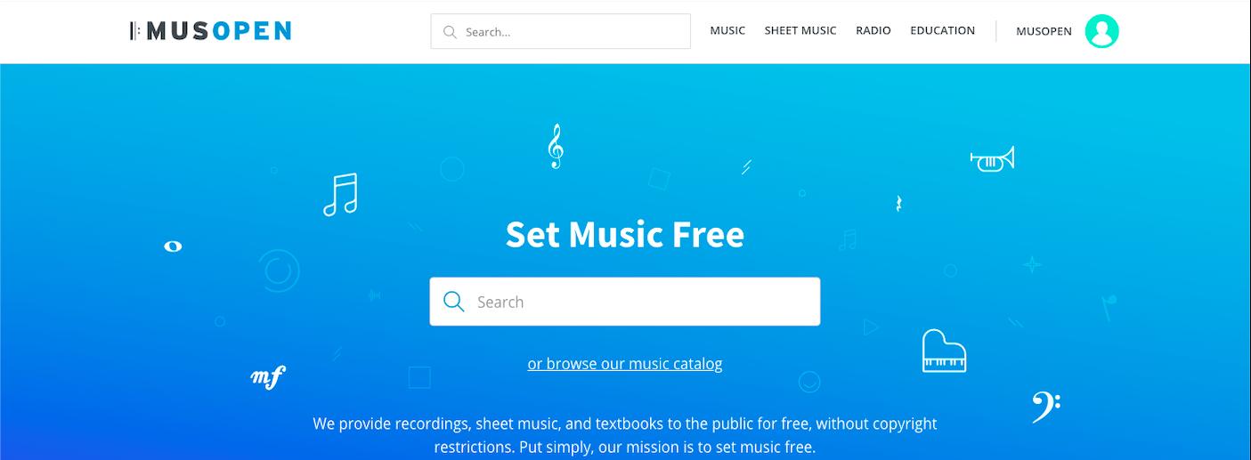 5 banques de musiques libres de droits