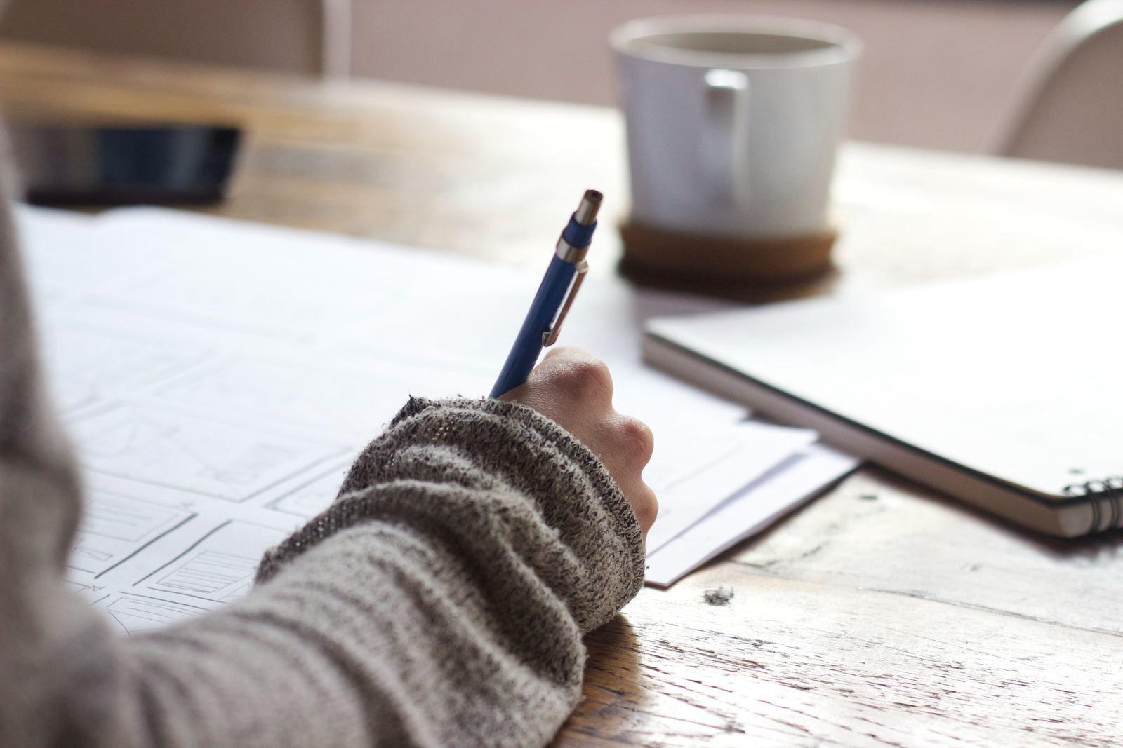 Astuce anti-page blanche : 10 idées d'articles pour septembre