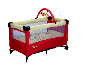 Two Level rosso e beige (euro 119,99)