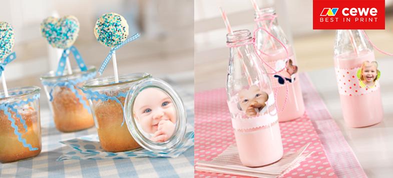 CEWE fotoprodotti fotolibri creativi e codici sconto: rendi speciale il battesimo di tuo figlio