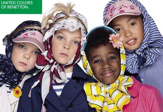 Benetton Nuova collezione kids: moda bambini primavera estate