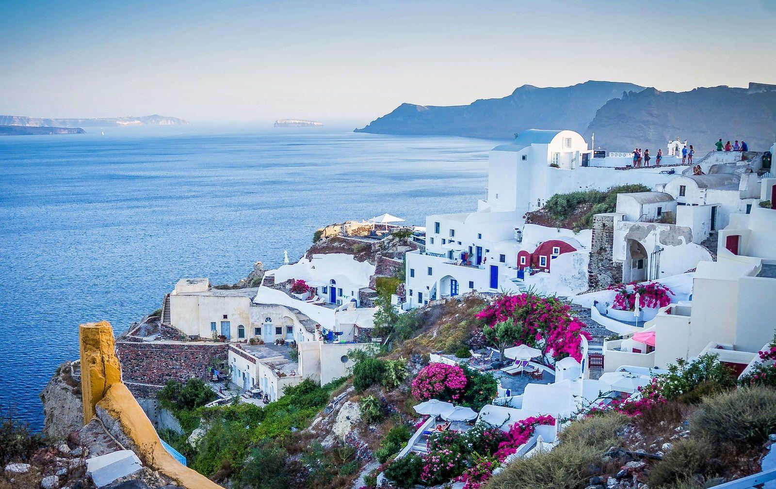 Consigli sulla salute per un viaggio in Grecia