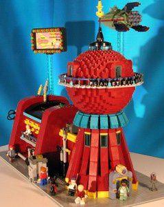 Futurama de LEGO