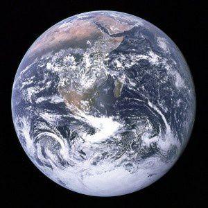 La Tierra. Imagen de la wikipedia.