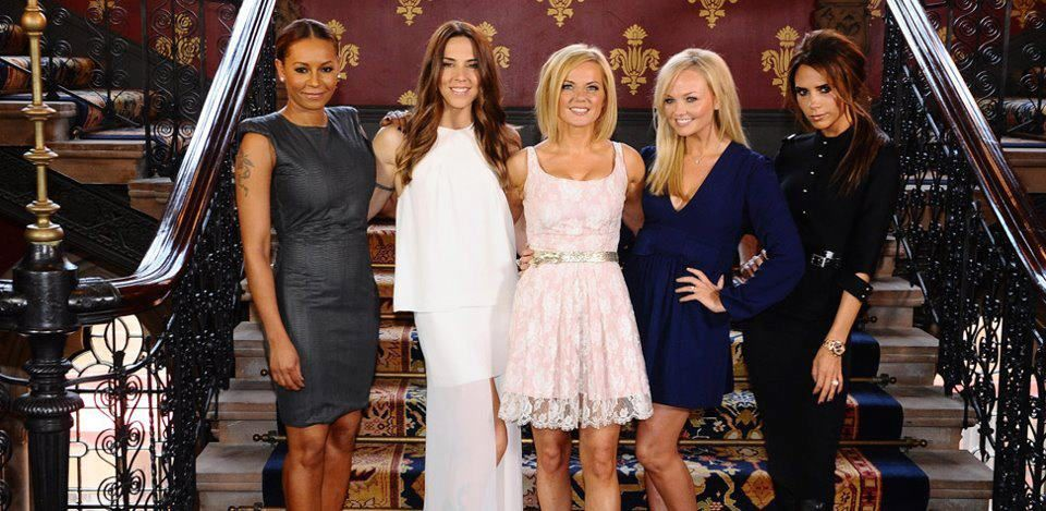 Attention les Spice Girls ne rigolent plus!