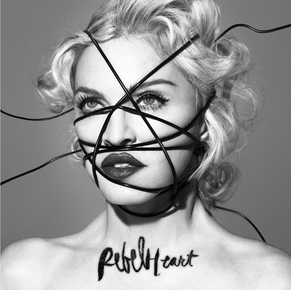 "SORTIE ALBUM ""CULTE"": Madonna        REBEL HEART"