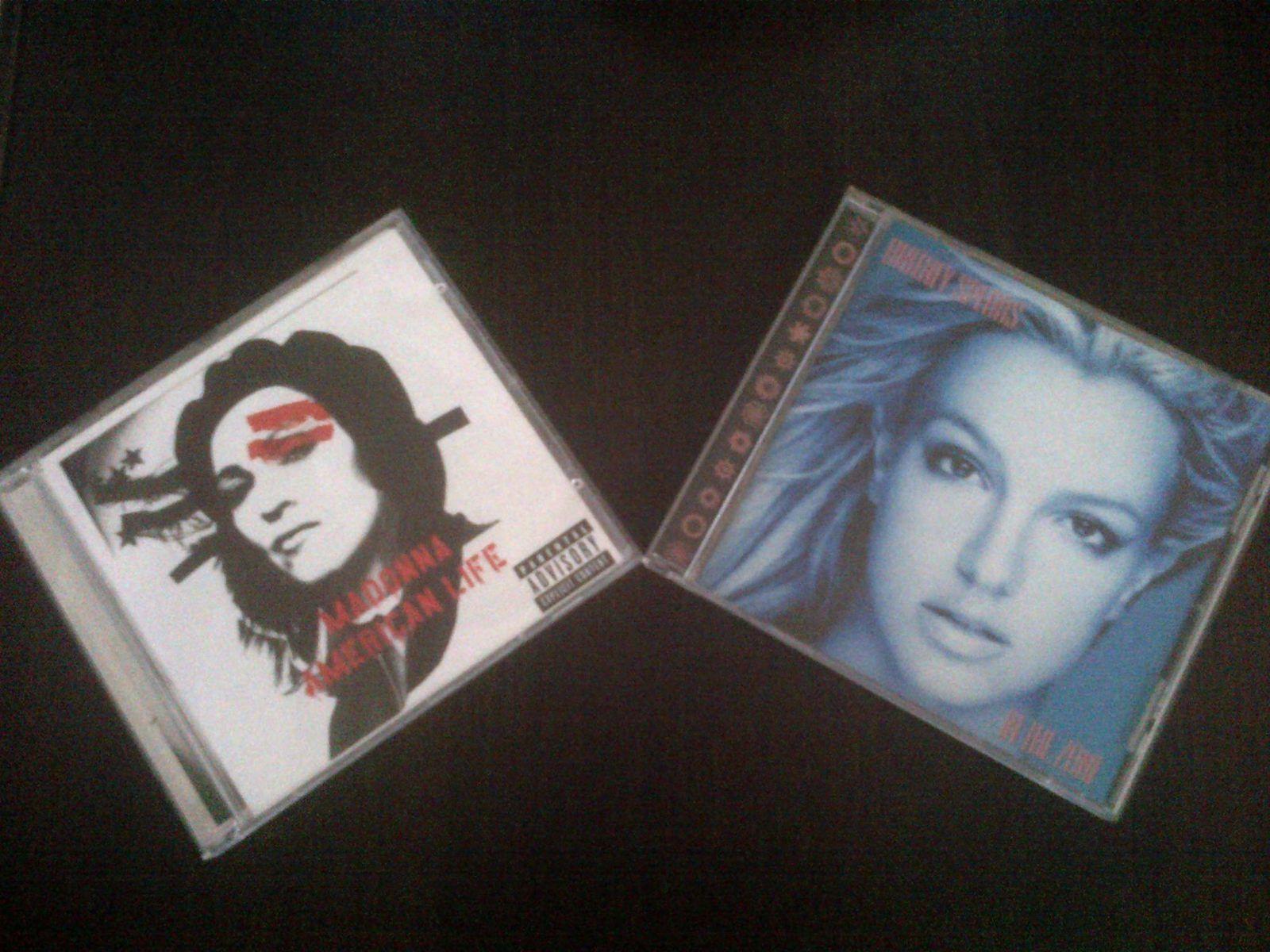 Mes 2 albums favori!