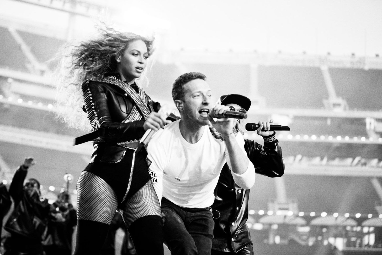 Super Bowl: Coldplay Beyonce Bruno Mars Lady Gaga