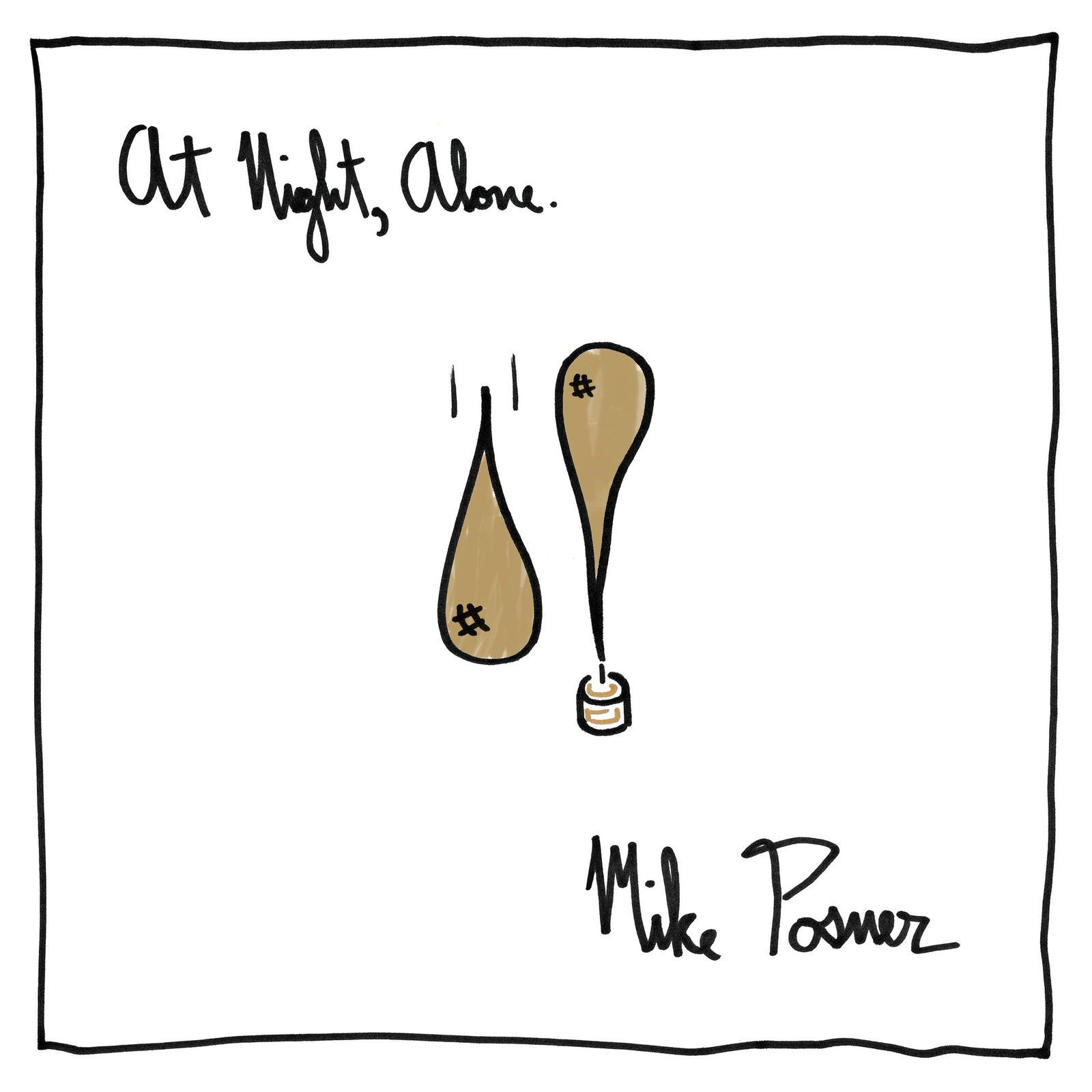 Critique Culte: Mike Posner At Night, Alone