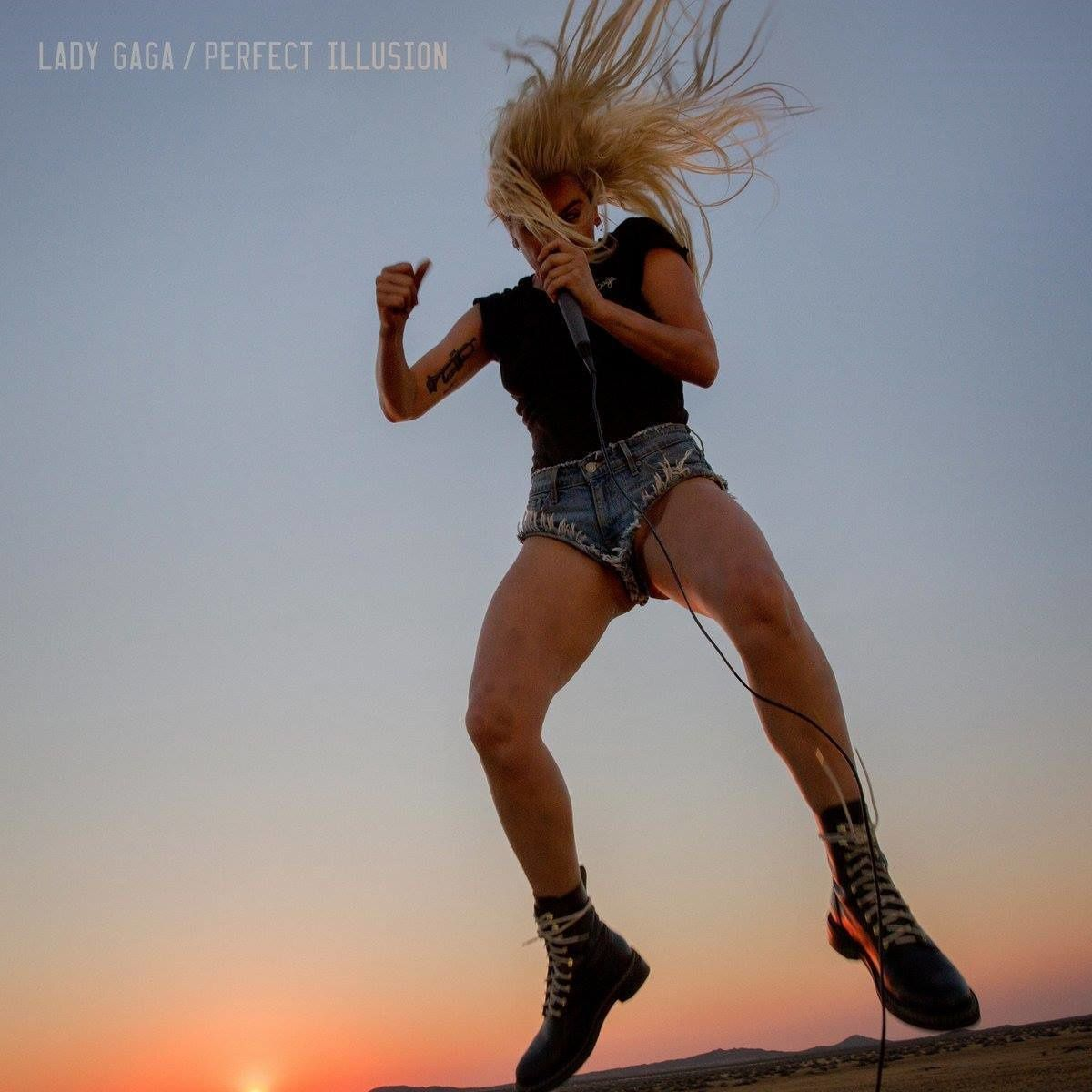 Nouveau Single: Perfect Illusion Lady Gaga