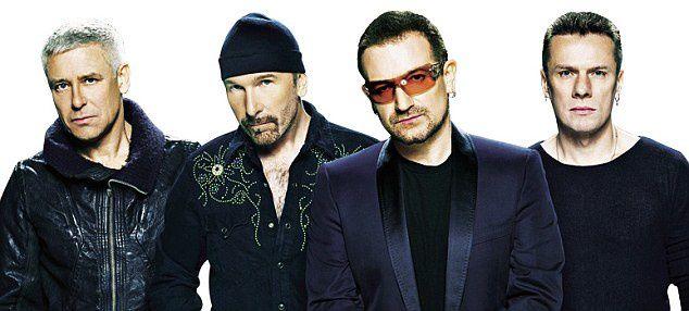 U2 40 ans de carrière