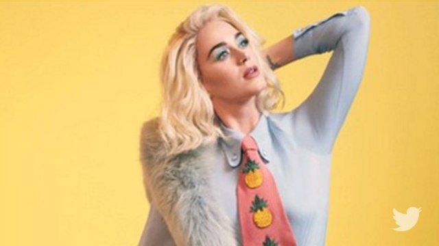 Nouveau Single: Chained To The Rhythm Katy Perry