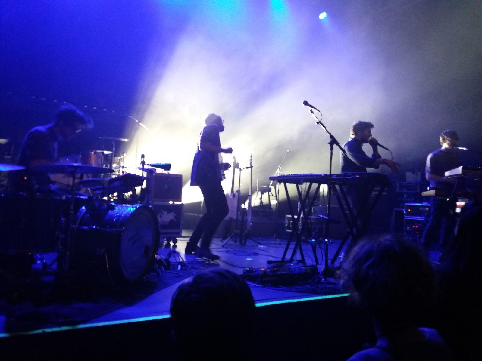 Concert: Pale Grey a l'Atabal