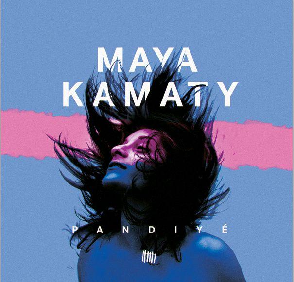 Nouveau Son: Dark River Maya Kamaty