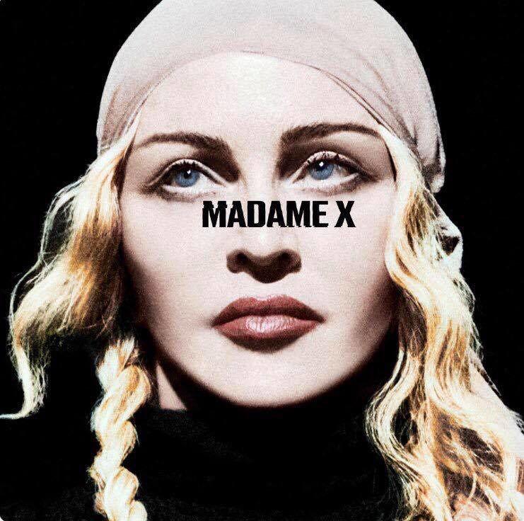 Sortie D'Album Culte: Madame X Madonna